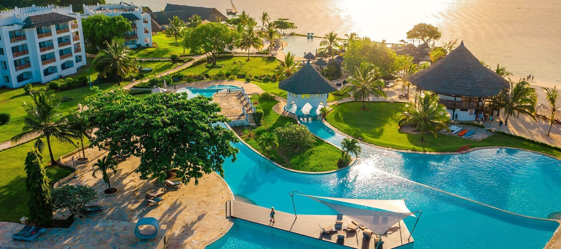 Beach Resort in Zanzibar www.theexchange.africa