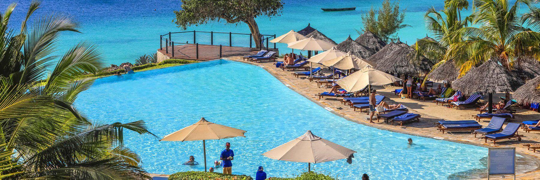 Zanzibar Beach Hotel Amenities